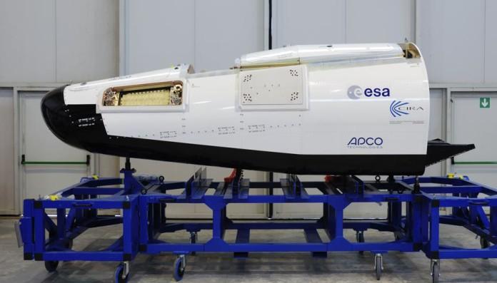 IXV – Intermediate eXperimental Vehicle