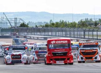European truck racing