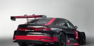 Audi RS3 LMS E