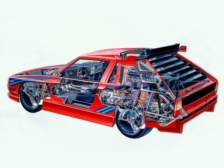 Lancia ECV