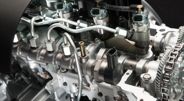 testa motore