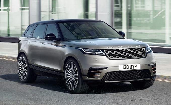 Land Rover, Range Rover Velar, Evoque, Sport