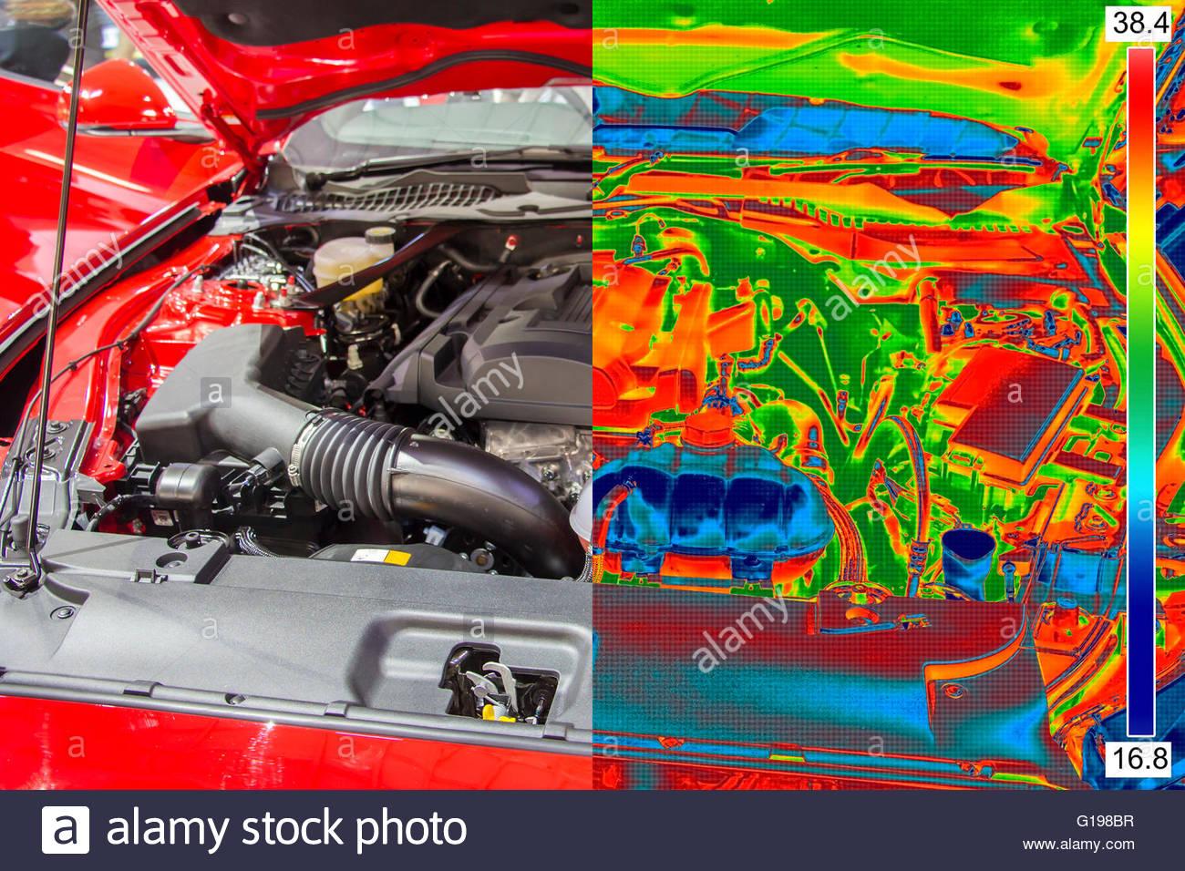 motore riscaldamento