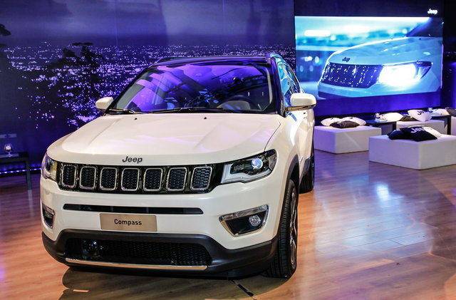 Jeep, Compass 2017, Suv
