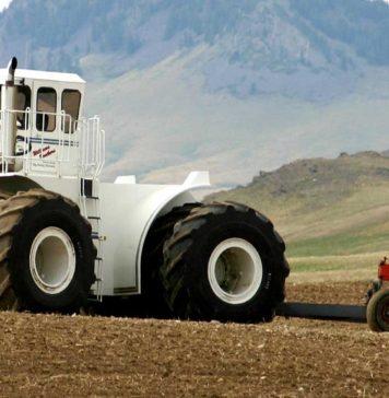 Big Bud, Trattore più grande del mondo, macchine agricole