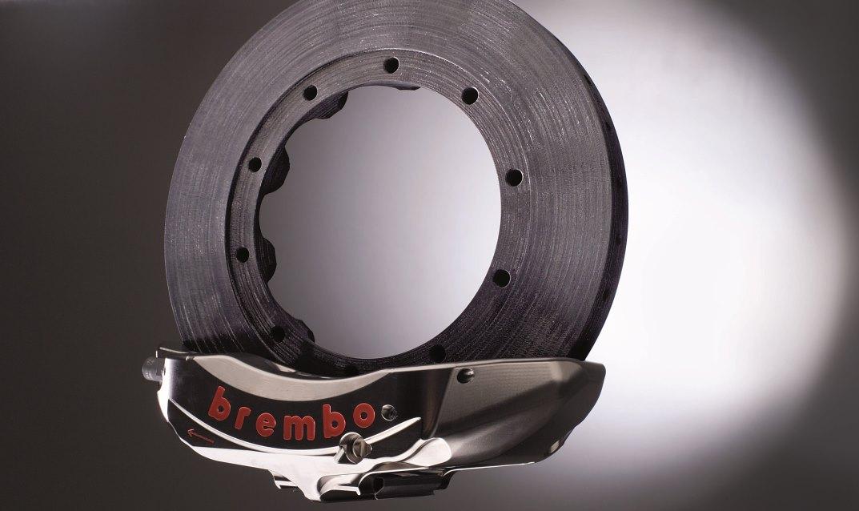 Disco Brembo, Formula 1