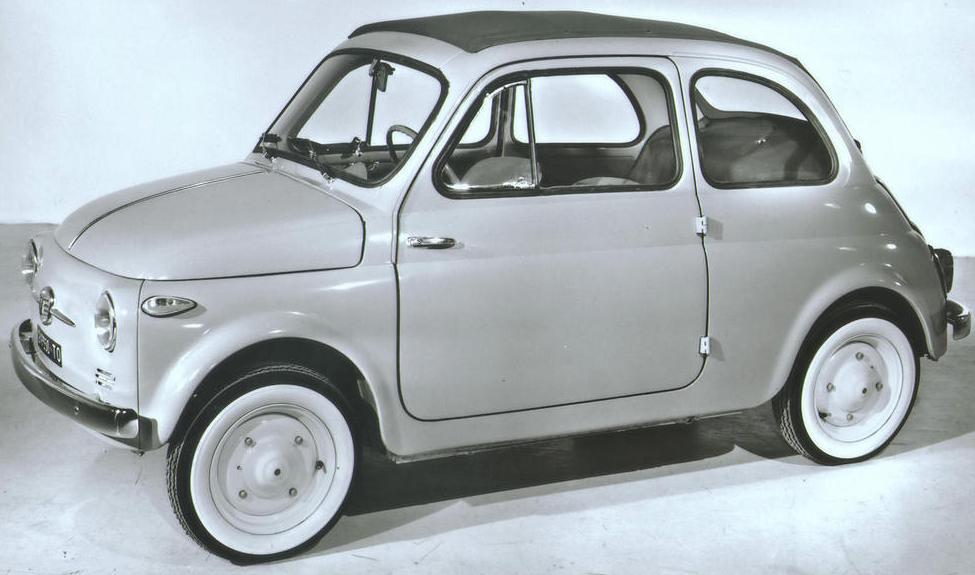 Fiat 500, !957