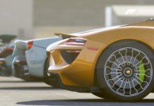 braking test