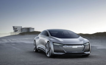 Audi Aicon guida autonoma