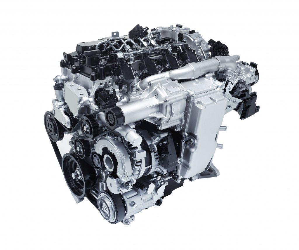 mazda, compressione, motore
