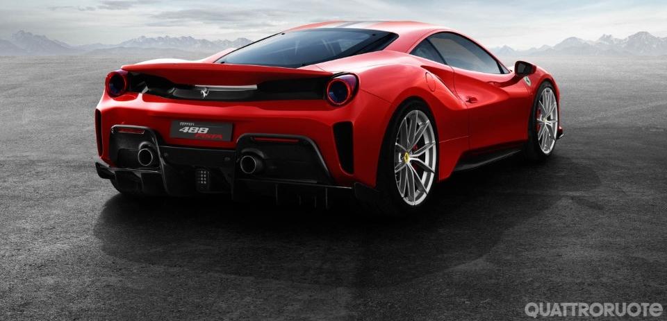 Ferrari S-Duct